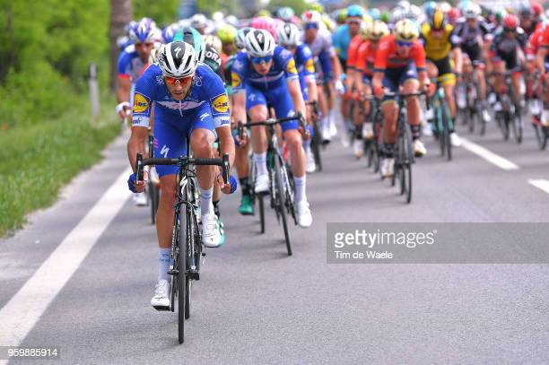 Eros Capecchi of Italy and Team QuickStep Floors / during the 101st Tour of Italy 2018 Stage 13 a 180km stage from Ferrara to Nervesa Della Battaglia...