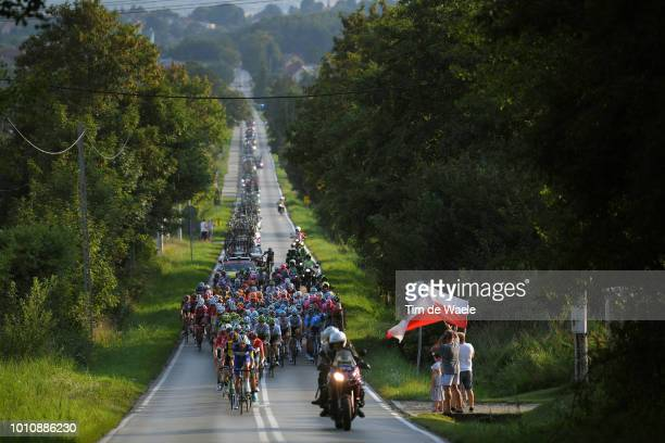 Eros Capecchi of Italy and Team Quick-Step Floors / Landscape / Peloton / during the 75th Tour of Poland 2018, Stage 1 a 133,7km stage from Krakow to...