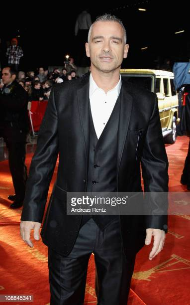 Eros Ramazzotti attends the 46th Golden Camera Awards at the Axel Springer Haus on February 5 2011 in Berlin Germany