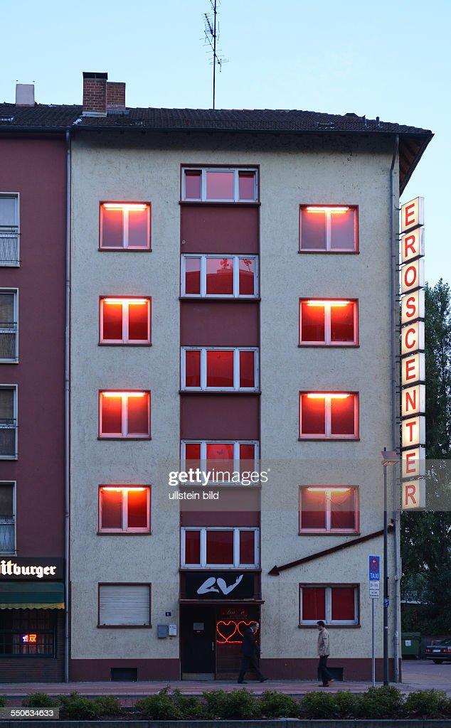 eros photos frankfurt center