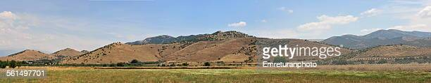 erosion control on the hills - emreturanphoto stock pictures, royalty-free photos & images