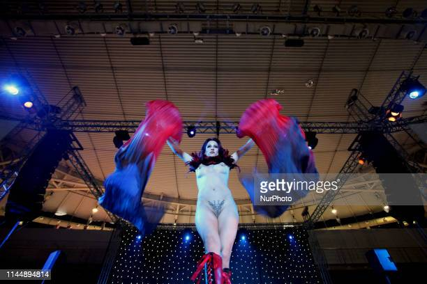 Erotic Art Festival in Athens Greece on May 18 2019 An explosive 4day festival of music dance senses art beauty and liberation of mind and imagination