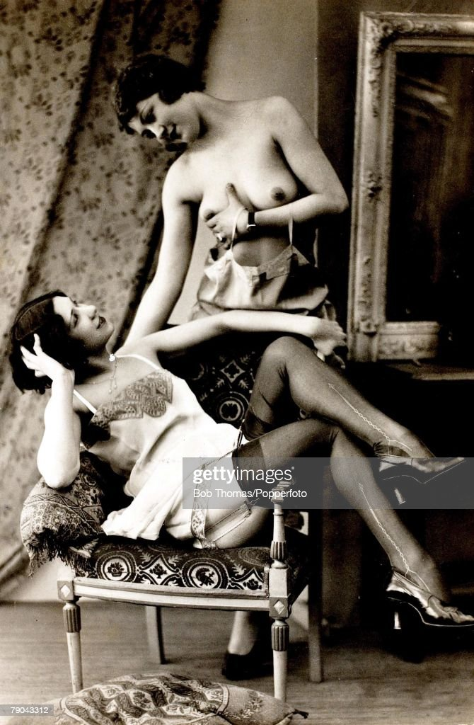 Amos recommend best of lesbian 1930 prostitute