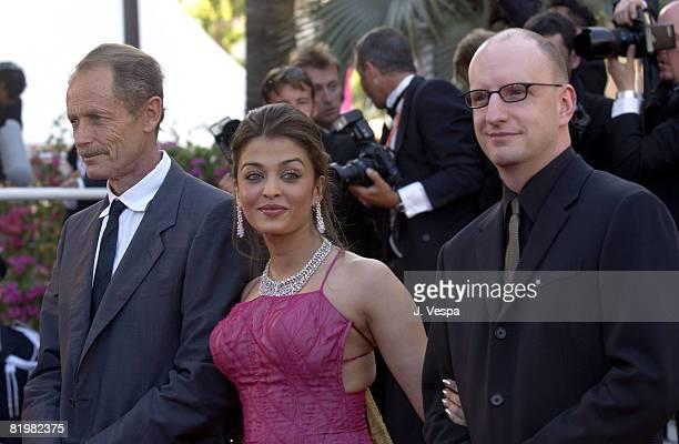 Erri De Luca Aishwarya Rai and Steven Soderbergh