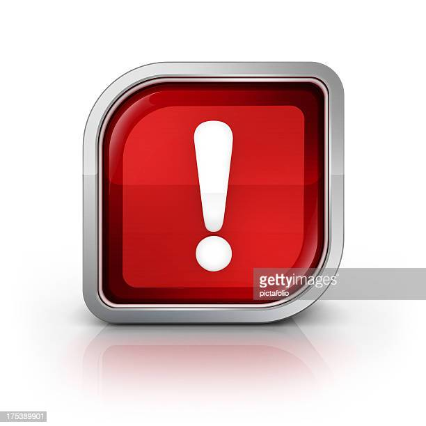 error or attention required icon - error message stock pictures, royalty-free photos & images