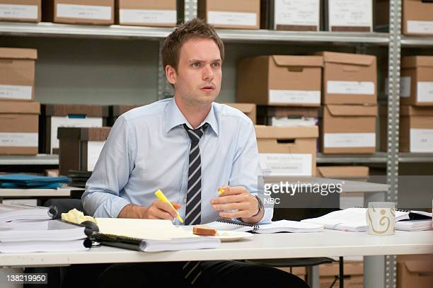 SUITS 'Errors and Omissions' Episode103 Pictured Patrick J Adams as Mike Ross