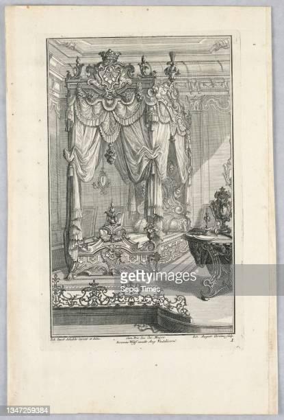 Ersten Ausgab seines vorhabenden Wercks, Johann August Corvinus, 1683 – 1738, Johann Jakob Schübler, German, 1689–1741, Jeremias Wolff, German,...