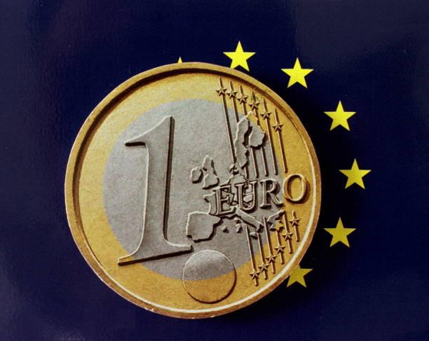Euro Münzen 1998 2001 Pictures Getty Images