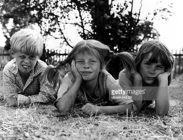 Erster Film der Serie von Kinofilmennach den Romanen der schwedischenKinderbuchautorin Astrid LindgrenPippi Langstrumpf mit ihren Freunden Regie Olle...