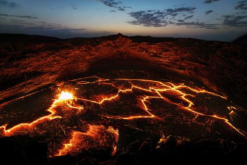 Erta Ale Volcano Ethiopia 915676958