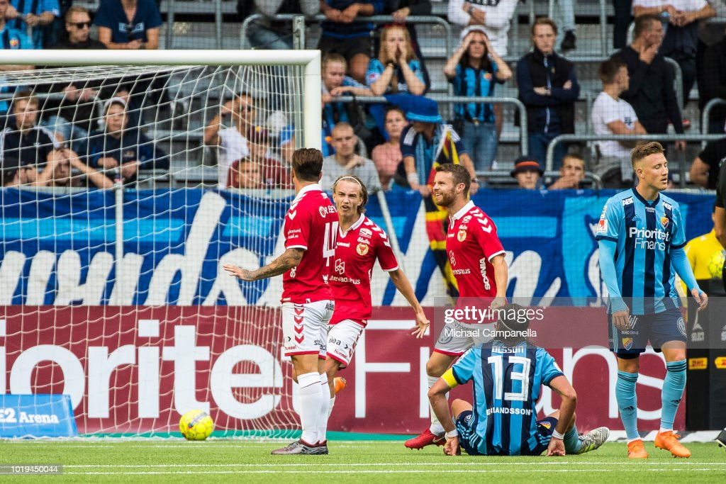 Djurgardens IF v Kalmar FF - Allsvenskan