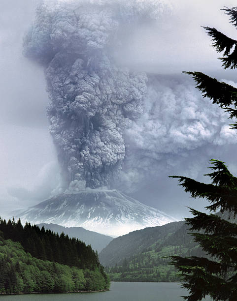 WA: 18th May 1980 - 40 Years Since Eruption Of Mt. St. Helens