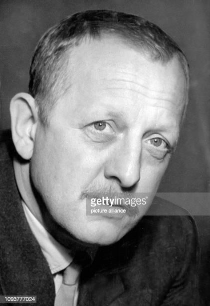 Erwin Geschonneck aufgenommen am Der Schauspieler Erwin Geschonneck wurde am im ostpreußischen Bartenstein geboren Er gehört zu den bedeutendsten...
