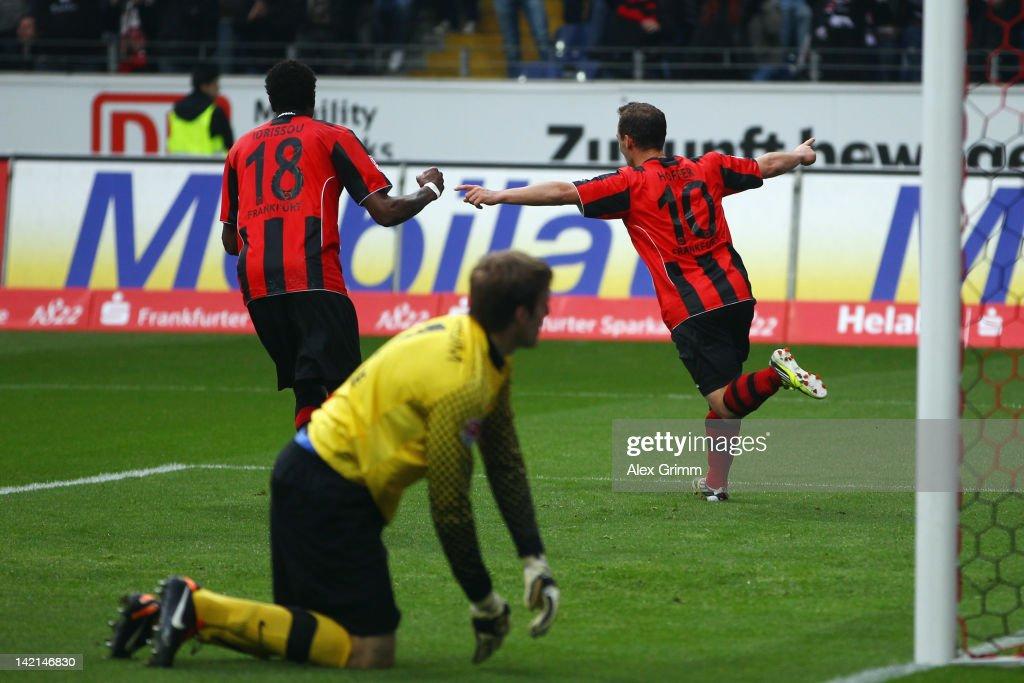 Eintracht Frankfurt v VfL Bochum - 2. Bundesliga