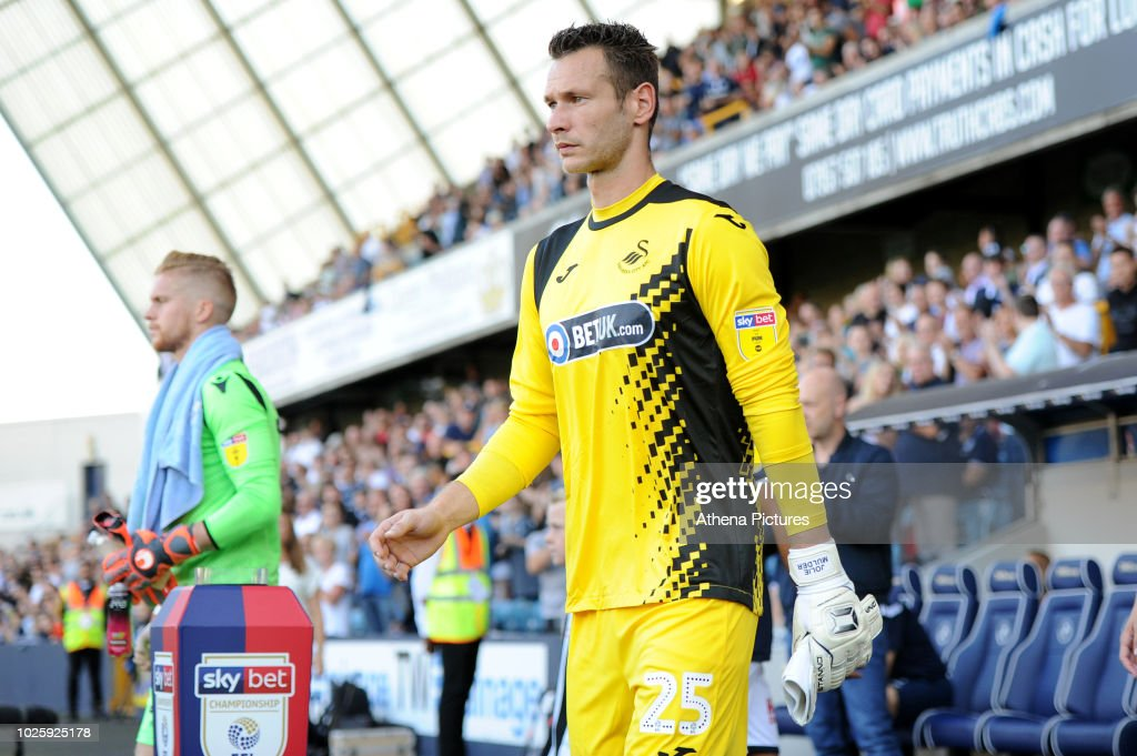Millwall v Swansea City - Sky Bet Championship : News Photo