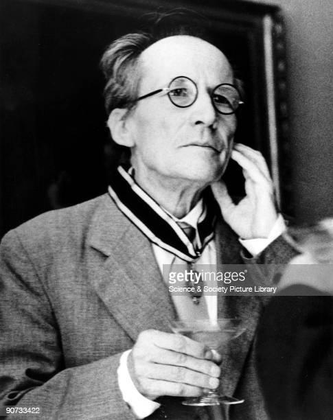 Erwin Schrodinger founded wave mechanics creating Schrodinger's equation LouisVictor PierreRaymond de Broglie had discovered the wave nature of...