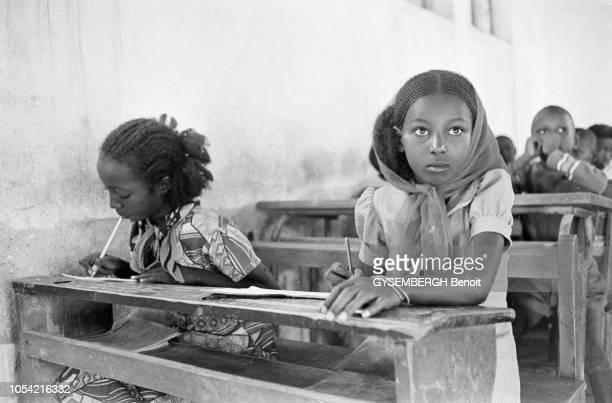 Erythrée octobre 1977 La guerre d'indépendance de l'Erythrée pour se libérer de la tutelle de l'Ethiopie Une grande partie du territoire est passée...