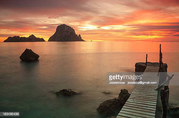Es Vedrá al natural - Ibiza