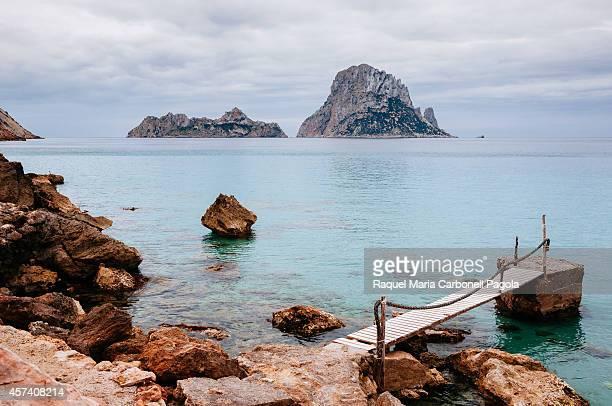 Es Vedrá islet from Cala d´Hort beach