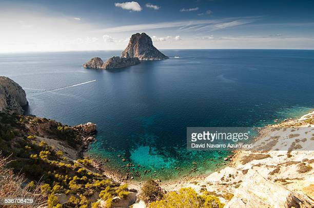 es vedra, ibiza - ibiza island stock pictures, royalty-free photos & images