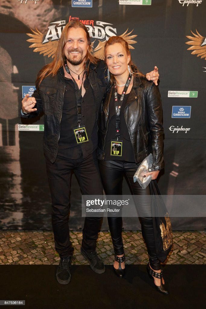Esa Holopainen Of Amorphis Attends The Metal Hammer Awards 2017 At