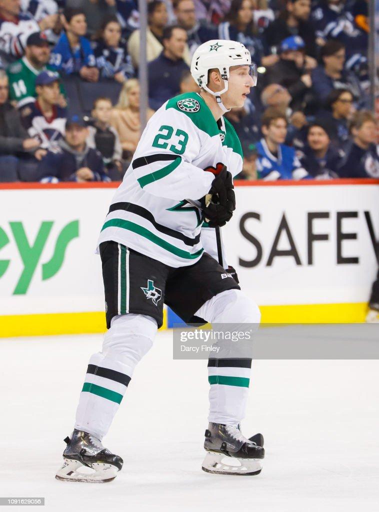 Dallas Stars v Winnipeg Jets : News Photo