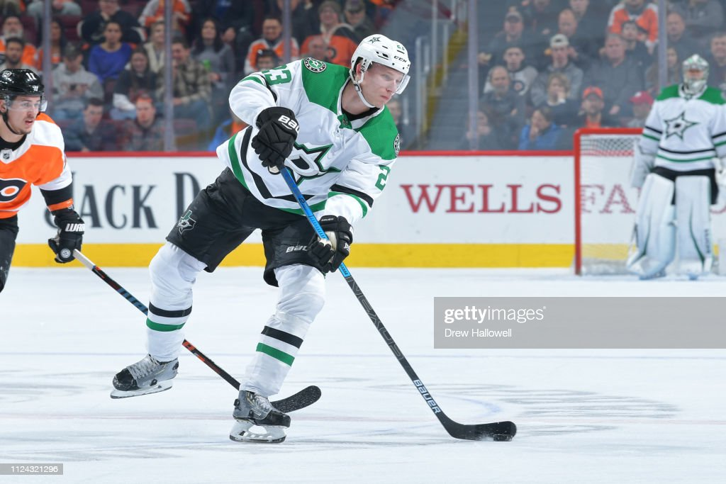 Dallas Stars v Philadelphia Flyers : News Photo
