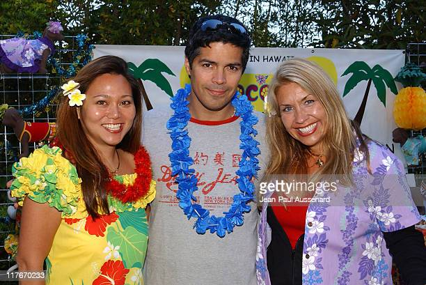 "Esai Morales at Cocojor during Silver Spoon Dog and Baby Buffet"" Benefitting Much Love Animal Rescue Day One at Private Residence in Beverly Hills..."
