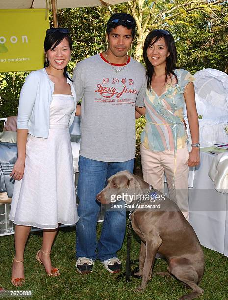 "Esai Morales at Kookoon during Silver Spoon Dog and Baby Buffet"" Benefitting Much Love Animal Rescue Day One at Private Residence in Beverly Hills..."
