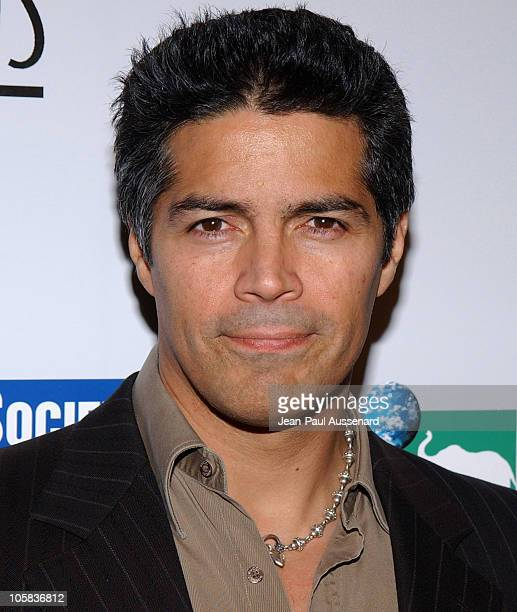Esai Morales during 20th Anniversary Genesis Awards Arrivals at Beverly Hilton in Beverly Hills California United States