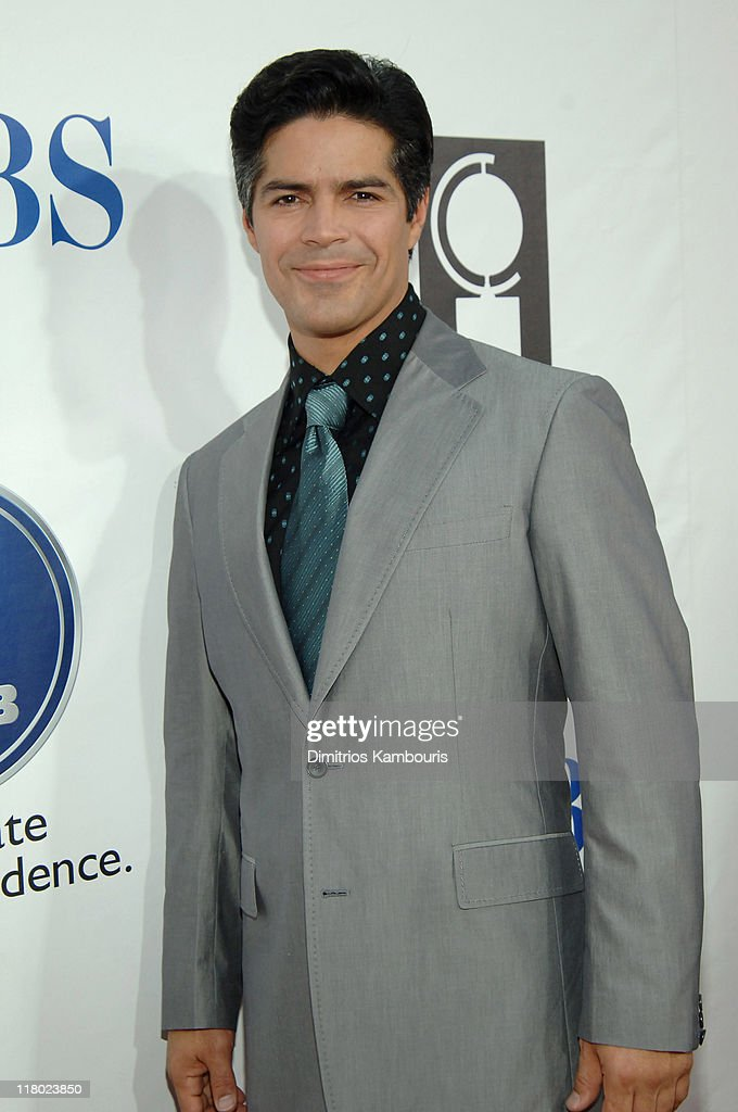 Esai Morales during 59th Annual Tony Awards - Red Carpet at Radio City Music Hall in New York City, New York, United States.