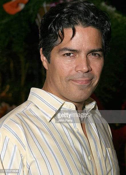 Esai Morales during Best Buddies 9th Annual Miami Beach Gala Havana Nights Arrivals at Star Island in Miami Beach Florida United States