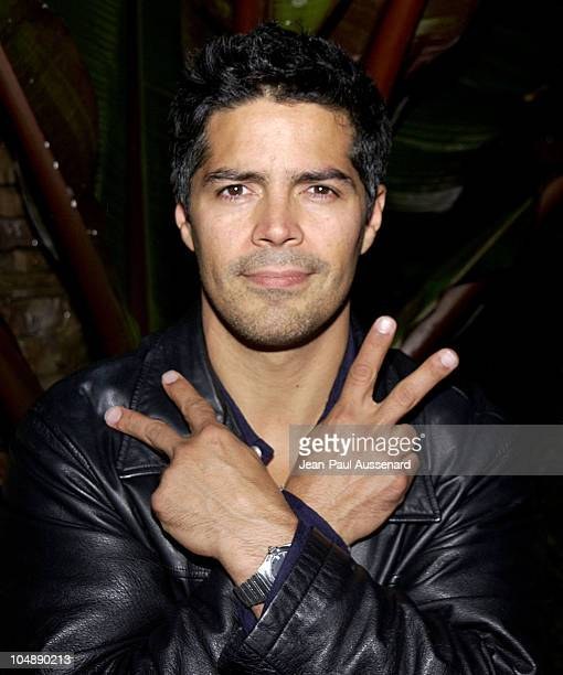 Esai Morales during The Big Three O A Benefit For The War Victims of Sierra Leone Sponsored by The Reebok Human Rights Foundation at The Falls in Los...