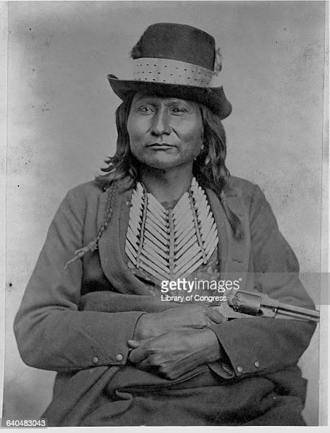 Esatonseit Comanche Chief