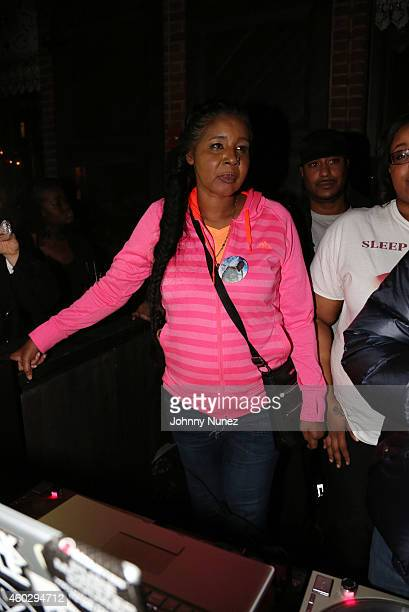Esaw Garner attends the Together We Stand Fundraiser for the family of Eric Garner at Hudson Common at the Hudson Hotel on December 10 in New York...