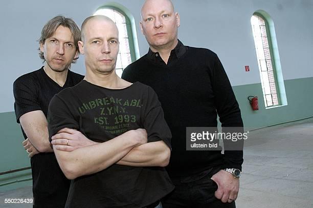 Esbjörn Svensson Trion vlnr Magnus Öström Esbjörn Svensson und Dan Berglund