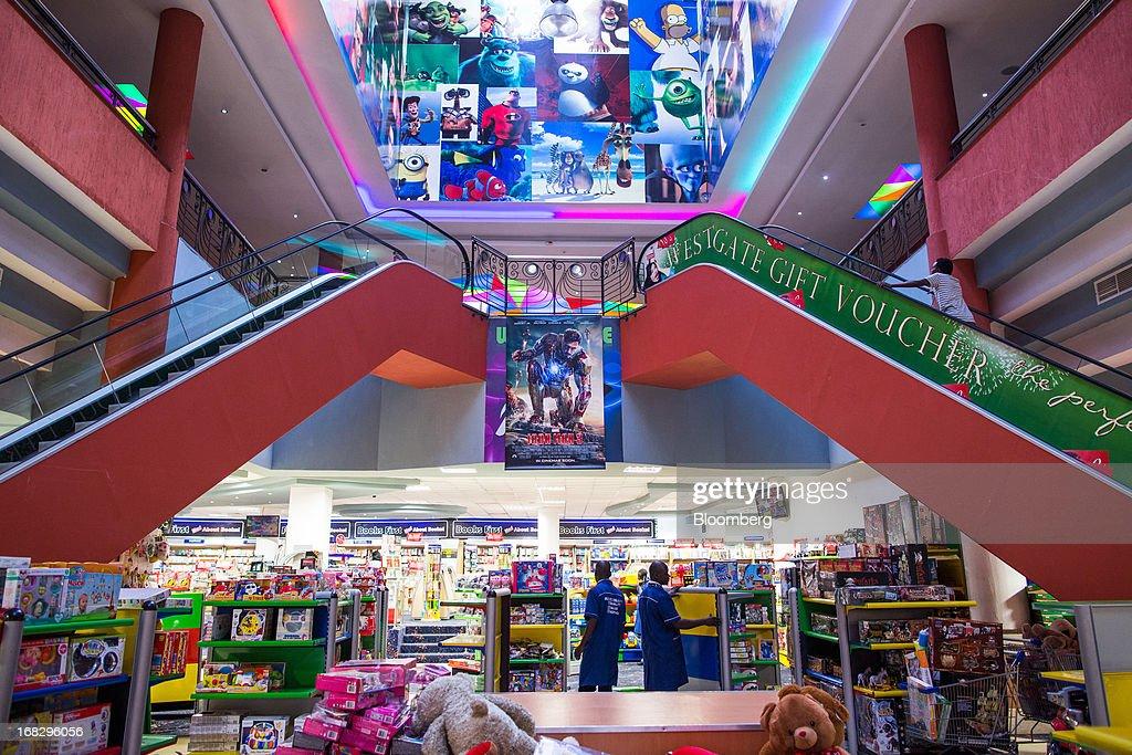 Inside Kenyan Supermarket Chain Nakumatt : News Photo