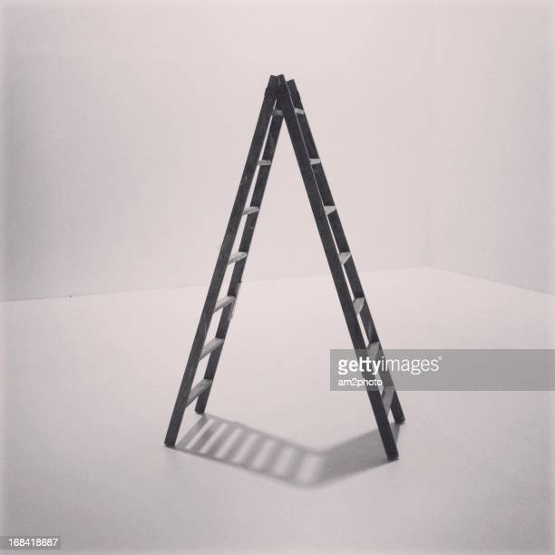 escalera - step ladder stock photos and pictures