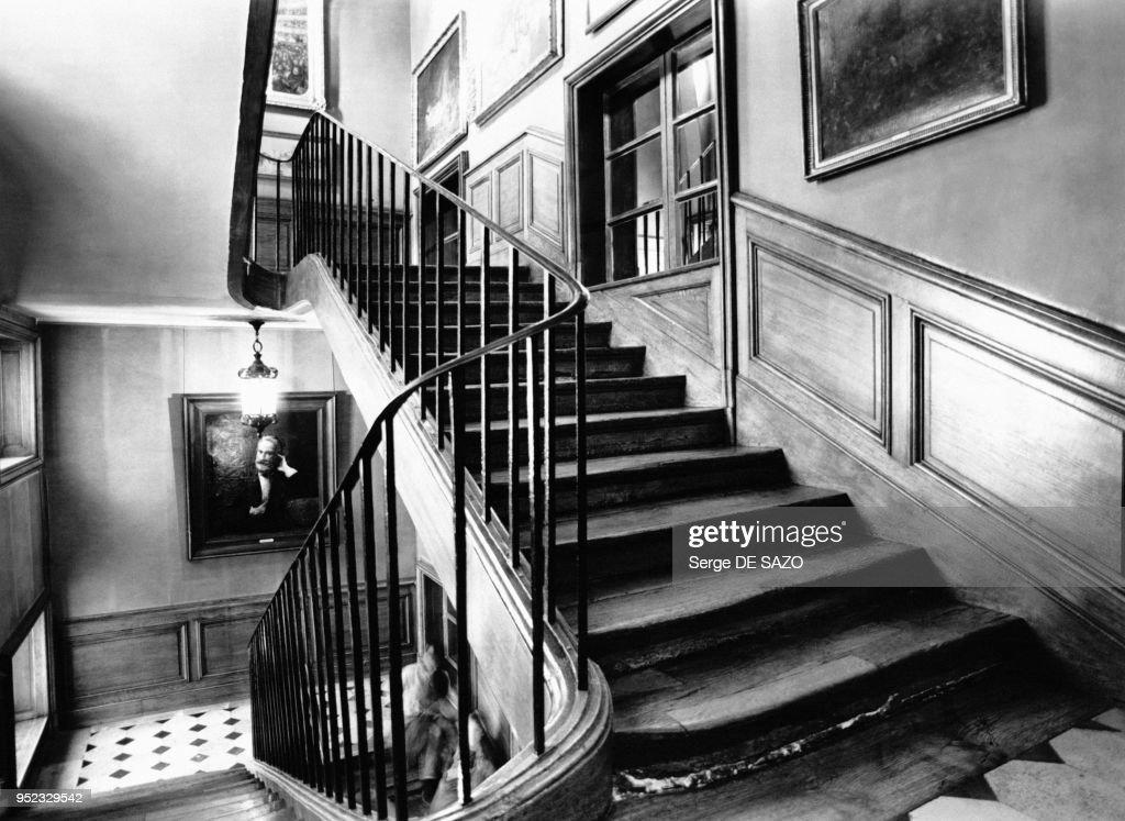 Maison de Victor Hugo à Paris Pictures | Getty Images