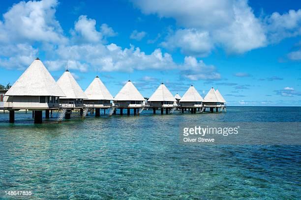 Escapade Island resort.