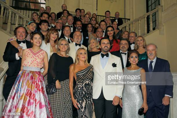 Escaparte Awards Nominees Awards attend the 13th edition of the Escaparate awards on September 13, 2019 in Seville, Spain.