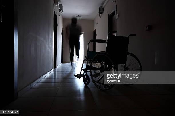 Escape a wheelchair