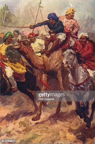 Escape of Suraja Dowla from Plassey' 1757 Betrayed by Mir Jafar then commander of Nawab's army Siraj lost the Battle of Plassey on 23 June 1757 The...