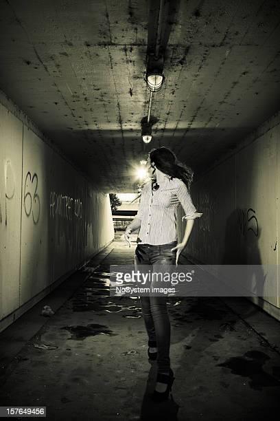 escape - angst stockfoto's en -beelden