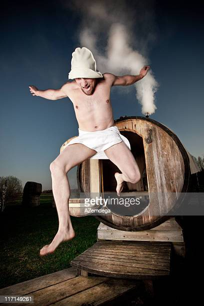Escaping sauna