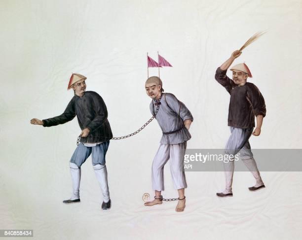 Esclavage en Chine au XVIIIè siècle