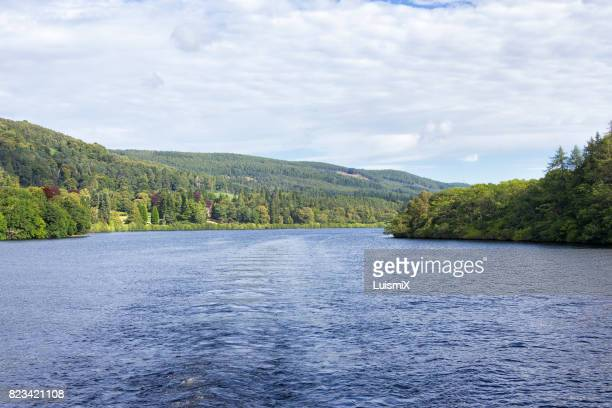 escocia - loch ness stock pictures, royalty-free photos & images