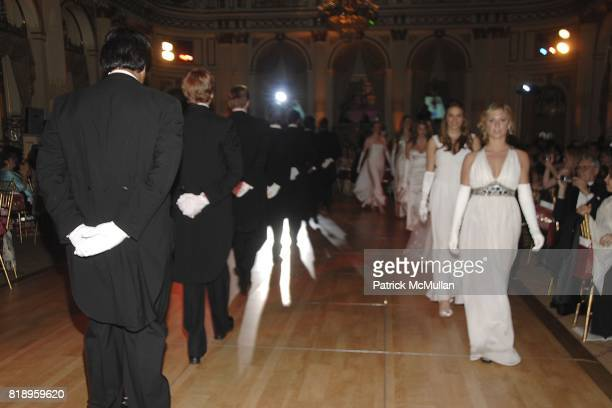 Escorts and Debutantes attends 69th ANNUAL BAL des BERCEAUX honoring CARTIER at The Plaza on May 7 2010 in New York City