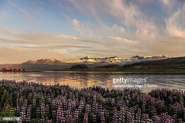 Eskifjordur, Iceland