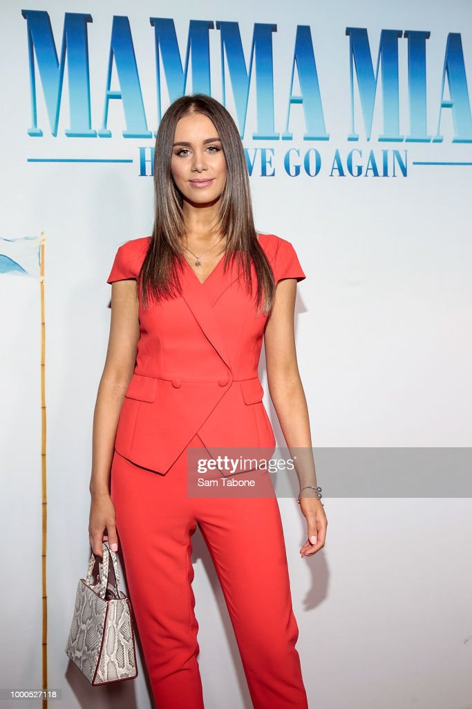 Mamma Mia! Here We Go Again Melbourne Premiere - Arrivals